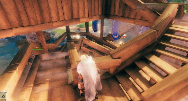 Valheim英靈神殿-室內裝潢佈置參考 75