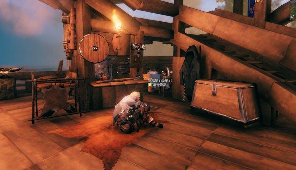 Valheim英靈神殿-室內裝潢佈置參考 63