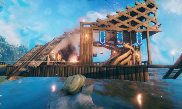 Valheim英靈神殿-室內裝潢佈置參考 67