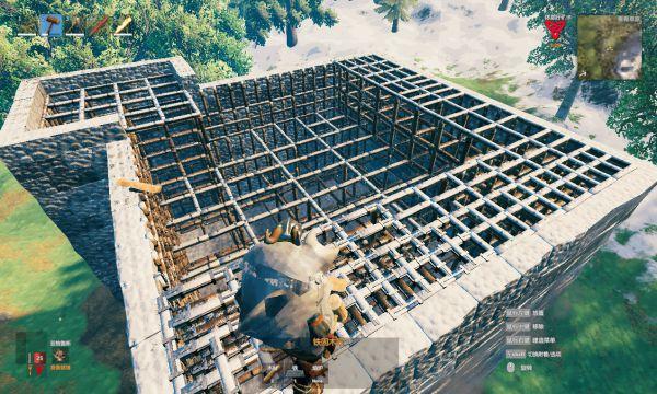 Valheim英靈神殿-建築坍塌解決方案 3