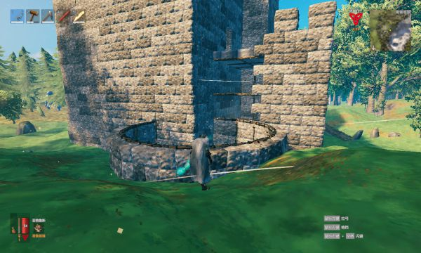 Valheim英靈神殿-建築坍塌解決方案 9