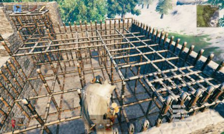 Valheim英靈神殿-建築坍塌解決方案