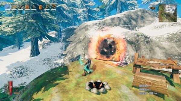 Valheim英靈神殿-新手實用知識點 1