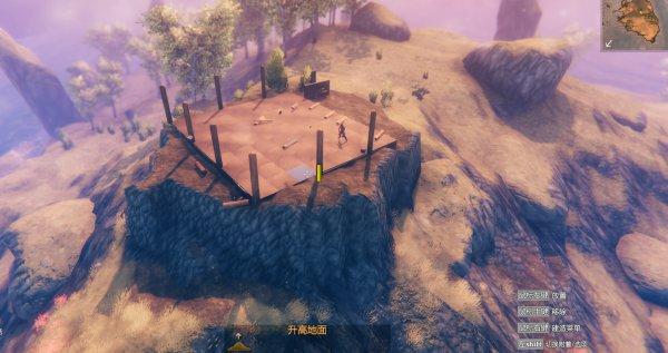 Valheim英靈神殿-日式天守建造過程 3