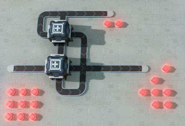 戴森球計劃-簡易分流器建造 23
