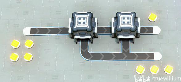 戴森球計劃-簡易分流器建造 5