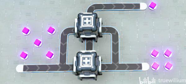 戴森球計劃-簡易分流器建造 7