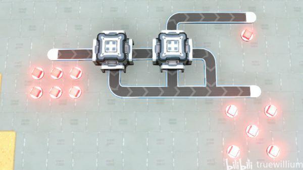 戴森球計劃-簡易分流器建造 9