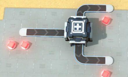 戴森球計劃-簡易分流器建造