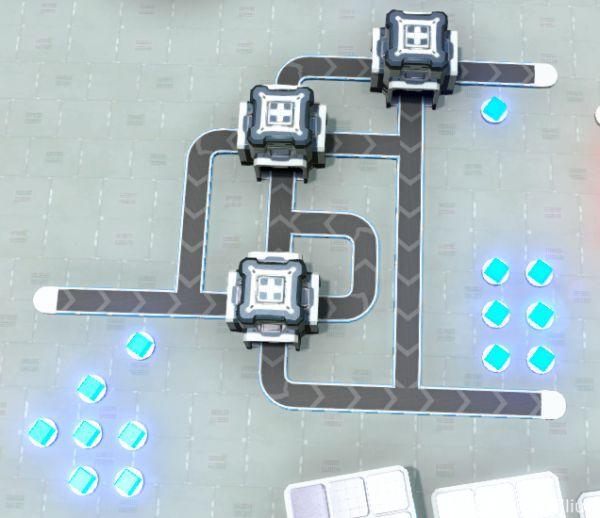 戴森球計劃-簡易分流器建造 11