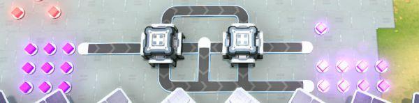 戴森球計劃-簡易分流器建造 15