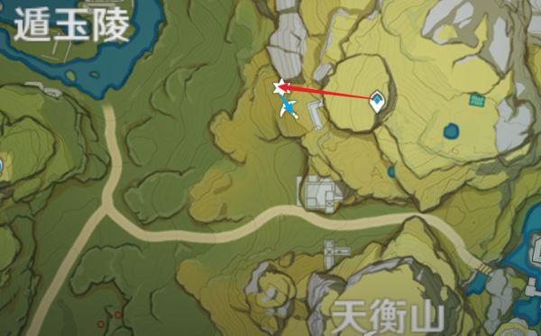 原神-煙緋培養材料高效收集路線 17