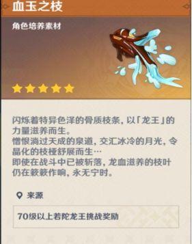原神-若陀龍王一階段技能解析 11