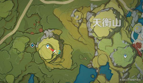 原神-高效採集石珀路線 21