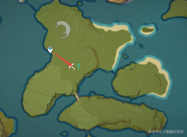 原神-高效採集石珀路線 11