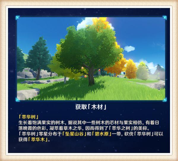 原神-1.5版塵歌壺全木材入手位置分享 49