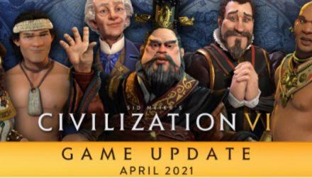 文明6-2021年4月更新內容