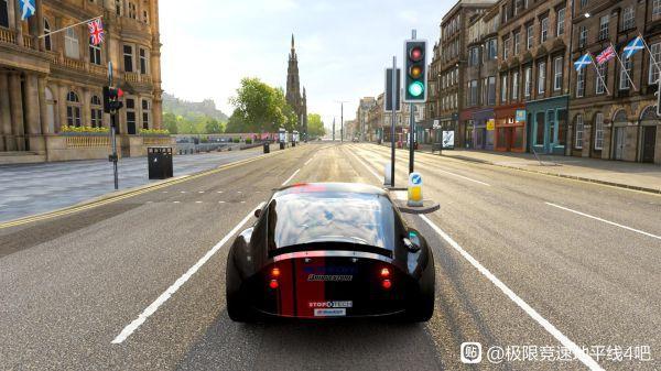 極限競速地平線4-戴通納黑紅塗裝 11