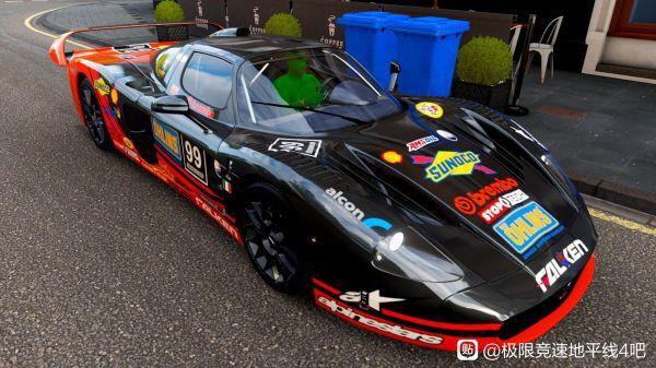 極限競速地平線4-瑪莎拉蒂MC12塗裝 13