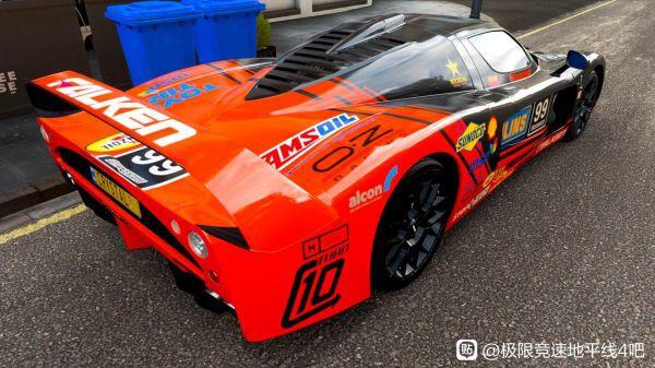 極限競速地平線4-瑪莎拉蒂MC12塗裝 15