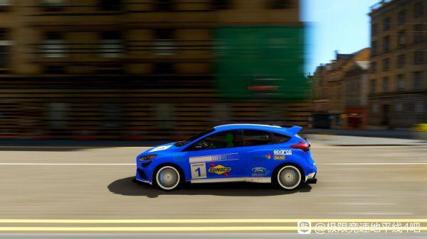 極限競速地平線4-福克斯RS17塗裝 25