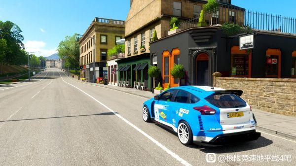 極限競速地平線4-福克斯RS17塗裝 15