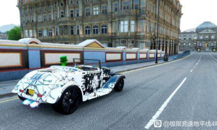 極限競速地平線4-福特老爺車塗裝