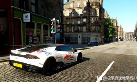 極限競速地平線4-蘭博基尼賽車塗裝