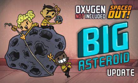 缺氧-眼冒金星DLC大小行星更新內容