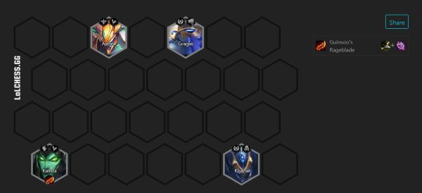 雲頂之弈-S5賽季聖光鐵騎上分陣容 9