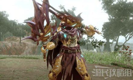 魔物獵人崛起-前期各武器配裝 前期實用配裝