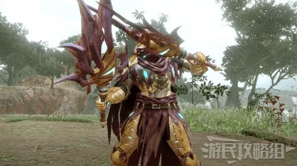 魔物獵人崛起-前期各武器配裝 前期實用配裝 1