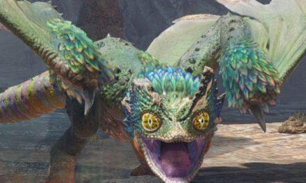 魔物獵人崛起-各怪物發怒狀態