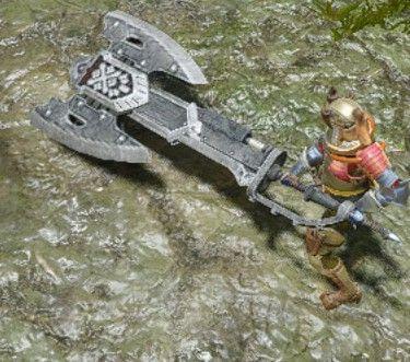 魔物獵人崛起-各盾斧面板展示與強度評析 17