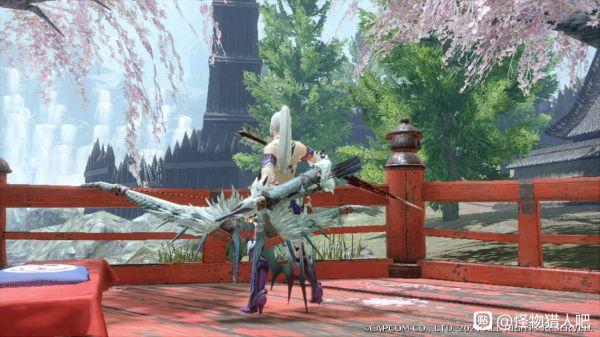 魔物獵人崛起-美型弓自帶攻大配裝 5