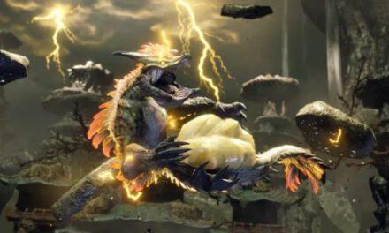 魔物獵人崛起-雷神龍蓄電機制簡述