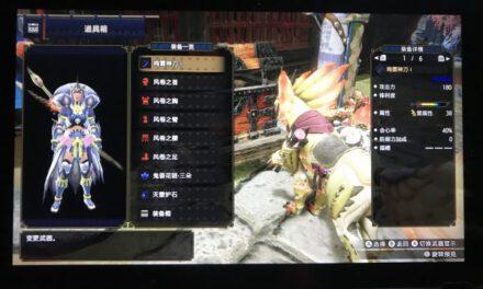 魔物獵人崛起-風神龍及雷神龍之魂效果對比