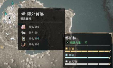 刺客教條:維京紀元-德魯伊之怒DLC新增要素整理