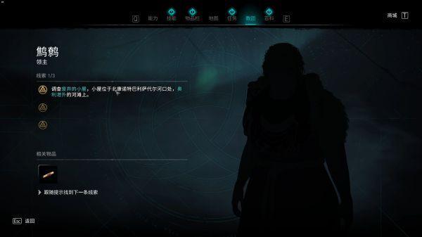 刺客教條:維京紀元-DLC1達努之子位置分享 1