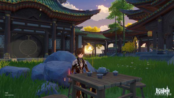 原神-塵歌壺中式林園佈局 5