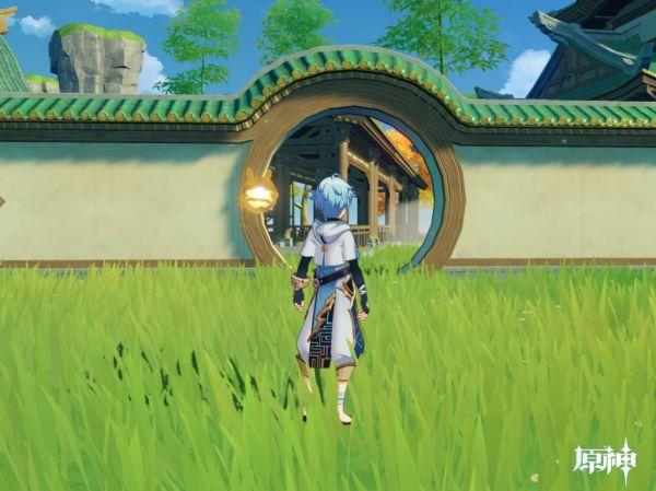 原神-塵歌壺國風園林庭院設計參考 3