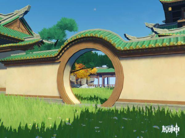 原神-塵歌壺國風園林庭院設計參考 15