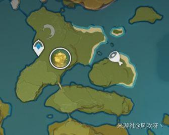原神-晶核採集地點 3