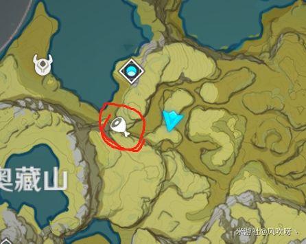 原神-晶核採集地點 5