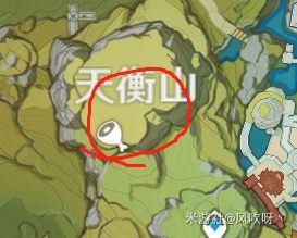 原神-晶核採集地點 7