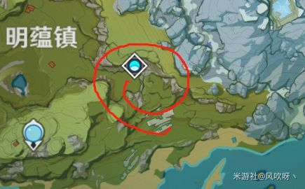 原神-晶核採集地點 13
