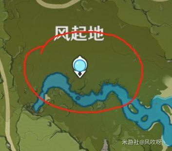 原神-晶核採集地點 19