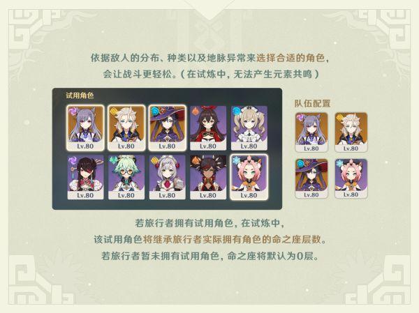 原神-迷城戰線活動時間及玩法 5