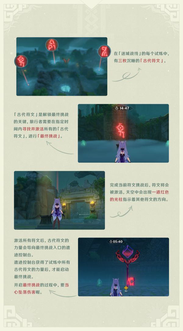 原神-迷城戰線活動時間及玩法 7