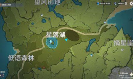 原神-高效伐木路線